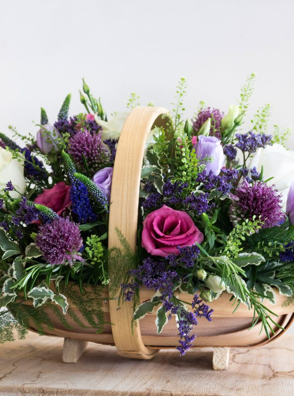 basket-arrangement